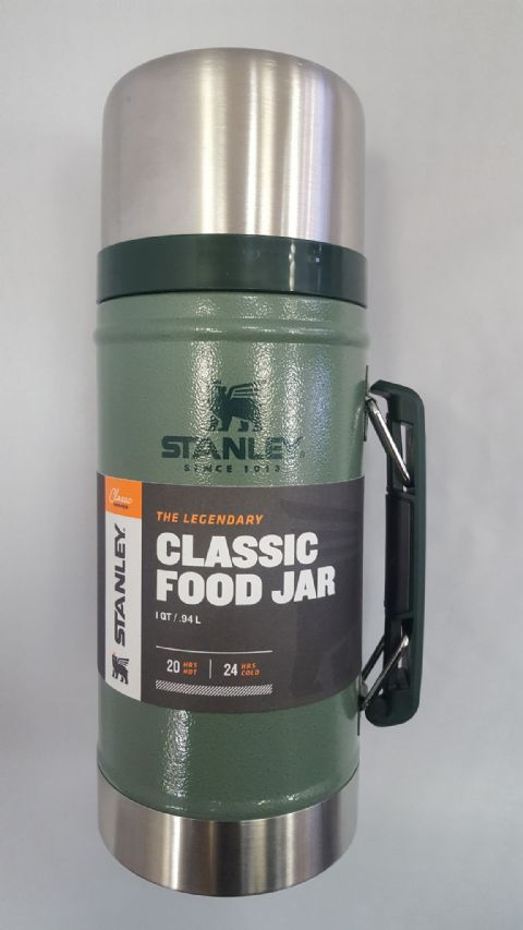 Stanley Classic Food Jar 0.94L/1QT - Lifetime Guarantee